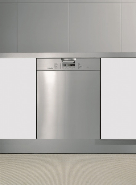Фронтальная панель GFV 60/60-1 сталь CleanSteel
