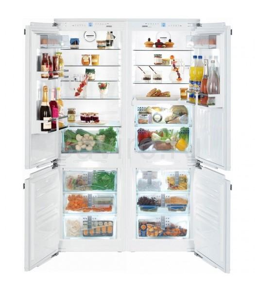 Встраиваемый холодильник Side by Side Liebherr SBS 66 I3-23 (SICN 3386-20 + ICBN 3386-21)