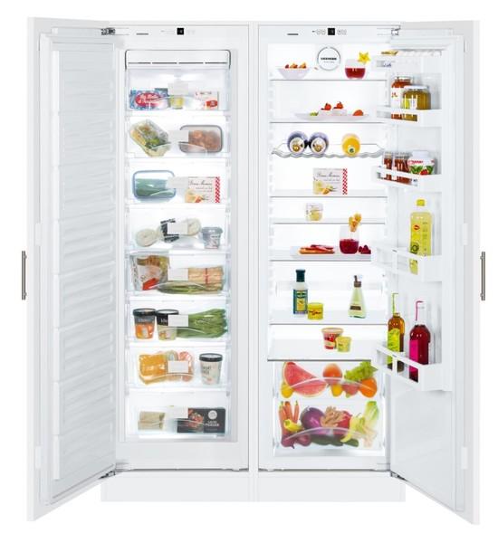 Встраиваемый холодильник Side by Side Liebherr SBS 70 I 2-20