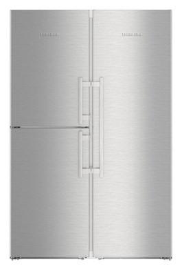 Встраиваемый холодильник Liebherr SBSes 8473-20 001
