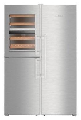 Холодильник Liebherr SBSes 8486-21 001