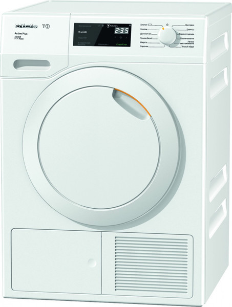 Сушильная машина Miele TCE530WP ChromeEdition Active
