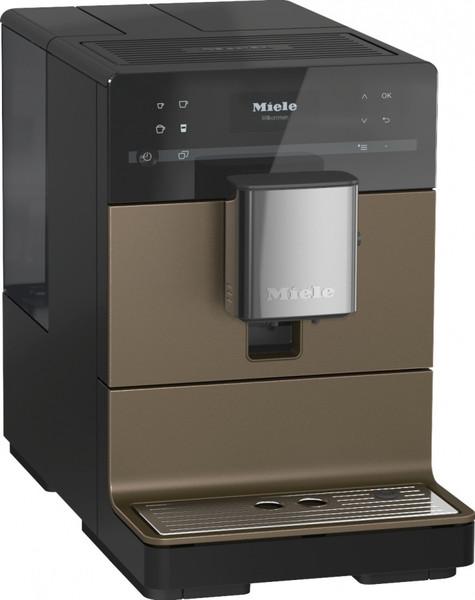 Кофемашина Miele CM5500 BRPF бронзовый (Series 120)