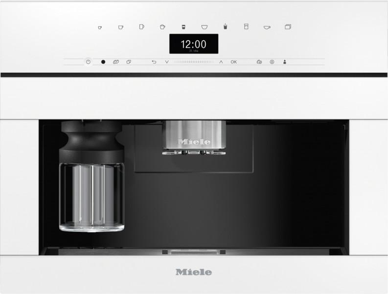 Кофемашина Miele CVA7440 BRWS бриллиантовый белый