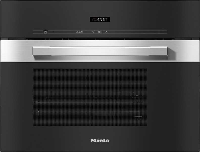 Пароварка Miele DG2840 EDST/CLST сталь CleanSteel