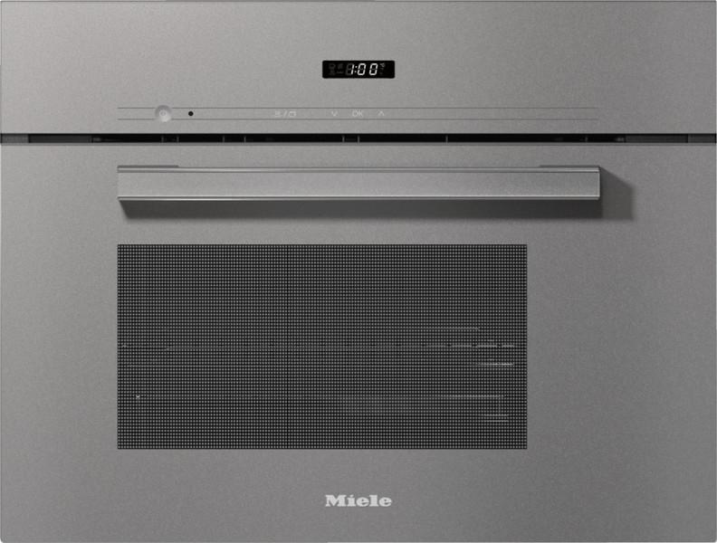 Пароварка Miele DG2840 GRGR графитовый серый
