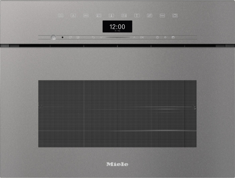 Комби-пароварка Miele DGC7440X GRGR графитовый серый