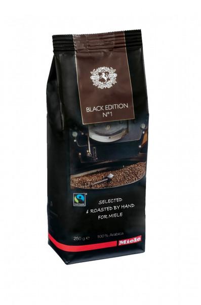 Кофе натуральный обжареный в зернах Black Edition 250 г