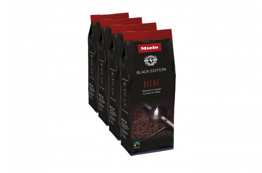 Кофе натуральный обжареный в зернах Decaf 4 x 250 г
