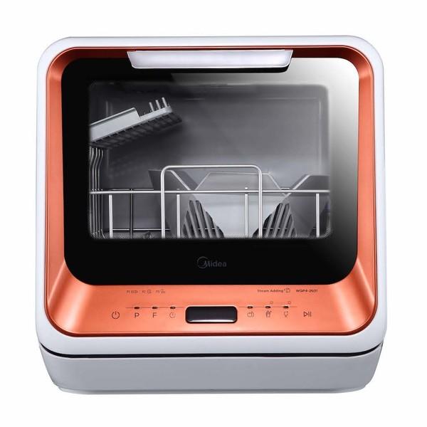 Отдельностоящая посудомоечная машина Midea MCFD42900OR MINI
