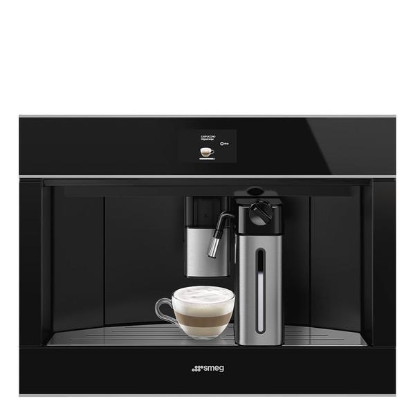 Встраиваемая кофемашина Smeg CMS4604NX
