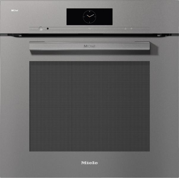 Комбинированный духовой шкаф Miele DialogOven DO7860 GRGR графитовый серый