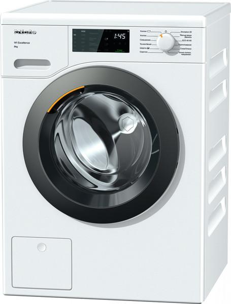 Cтиральная машина Miele WED125WCS Chrome Edition