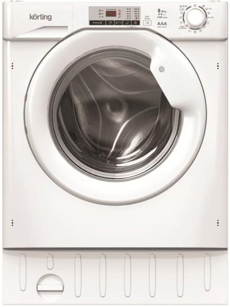 Встраиваемая стирально-сушильная машина Korting KWDI 1485 W