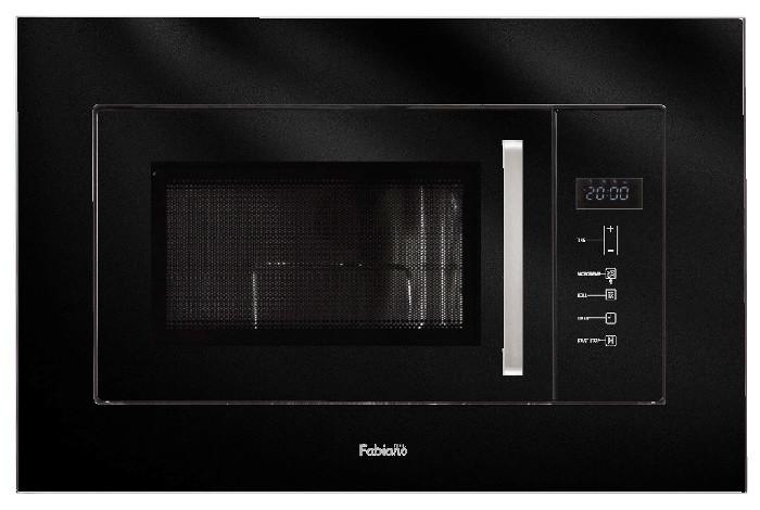 Микроволновая печь встр. FABIANO FBM2602G Black