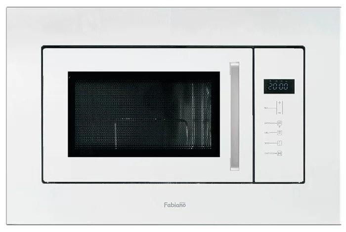 Микроволновая печь встр. FABIANO FBM 2602G White