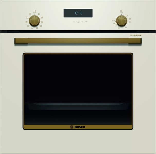 Встраиваемый электрический духовой шкаф Bosch HBJN17EW0R
