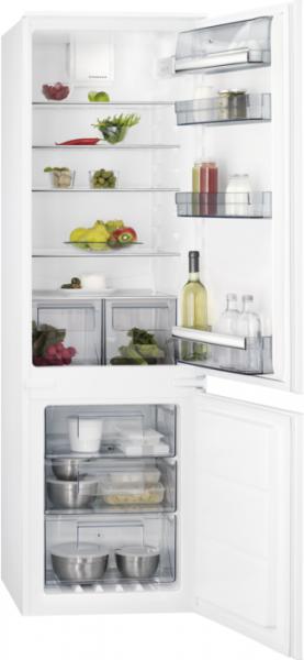 Встраиваемый холодильник AEG SCR618F6TS