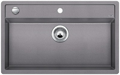 Мойка BLANCO DALAGO 8 SILGRANIT алюметаллик с клапаном-автоматом