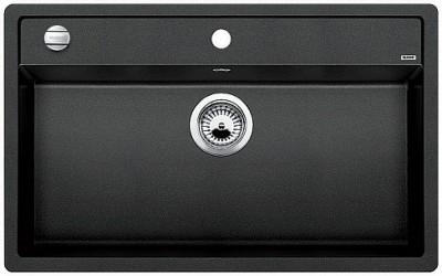Мойка BLANCO DALAGO 8 SILGRANIT антрацит с клапаном-автоматом
