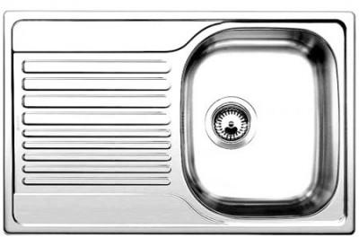 Мойка BLANCO TIPO 45 S Compact нерж. сталь матовая