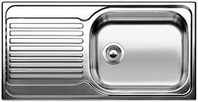 Мойка BLANCO TIPO XL 6 S нерж. сталь полированная