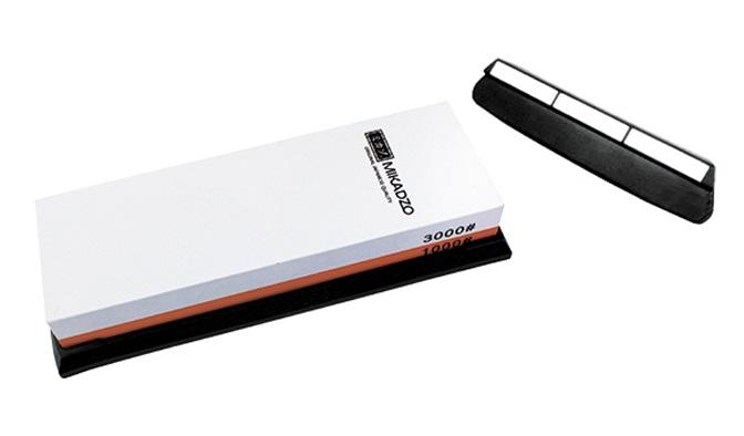 Набор для заточки стальных ножей Mikadzo DK-1000/3000