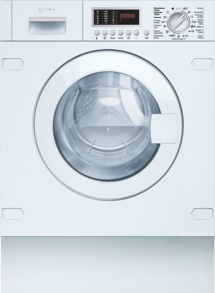 Встраиваемая стирально-сушильная машина Neff V6540X1OE