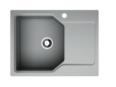 Мойка OMOIKIRI Yonaka 65-GR Artgranit/leningrad grey