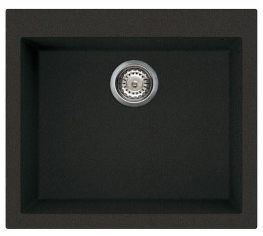 Мойка OMOIKIRI Bosen 57-BL Tetogranit/черный