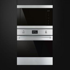 Электрический духовой шкаф SMEG SFP6390XE