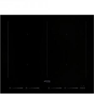 Индукционная варочная панель SMEG SIM662WLDX