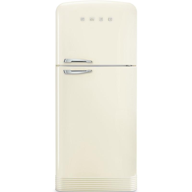 Отдельностоящий двухдверный холодильник Smeg FAB50RCR
