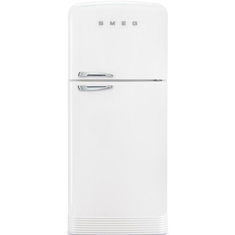 Отдельностоящий двухдверный холодильник Smeg FAB50RWH