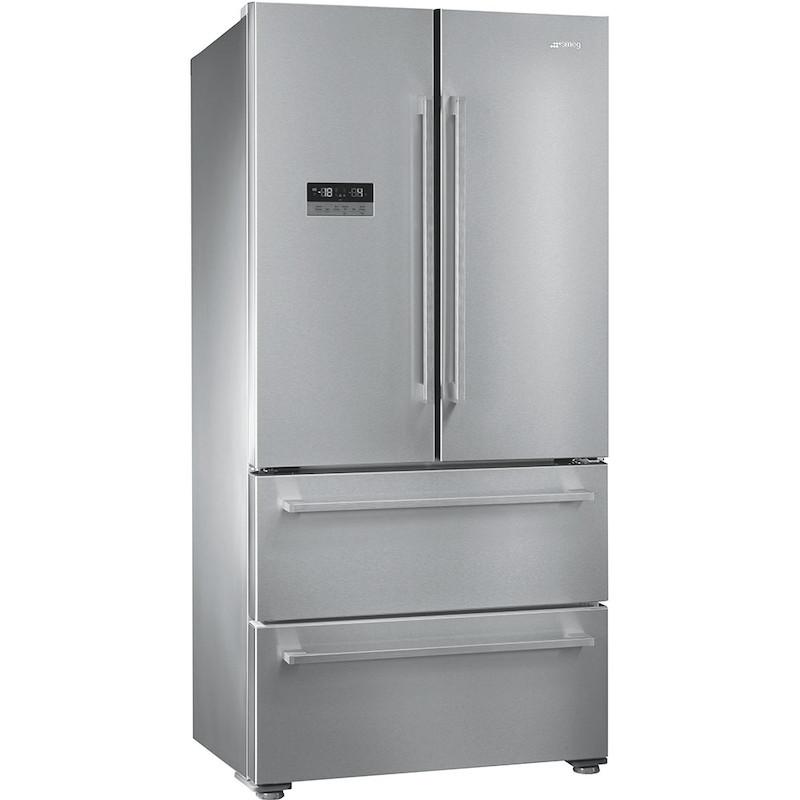 Отдельностоящий холодильник Smeg FQ55FXE1