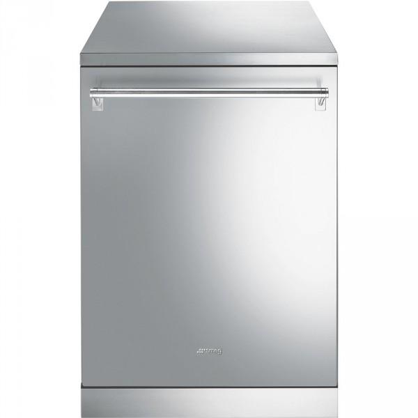 Отдельностоящая посудомоечная машина Smeg LVS43STXIN