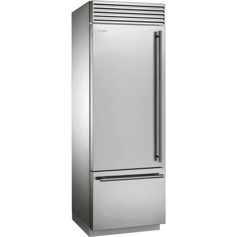 Отдельно стоящий холодильник Smeg RF376LSIX