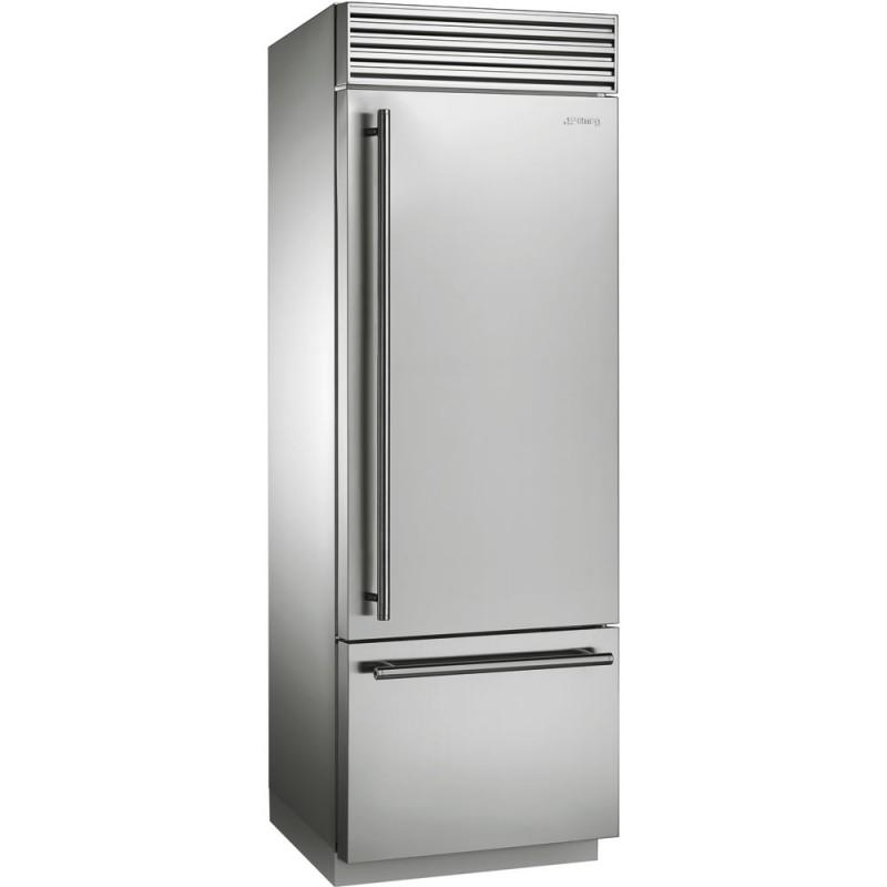 Отдельно стоящий холодильник Smeg RF376RSIX