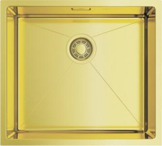 Мойка OMOIKIRI Taki 49-U/IF-LG светлое золото
